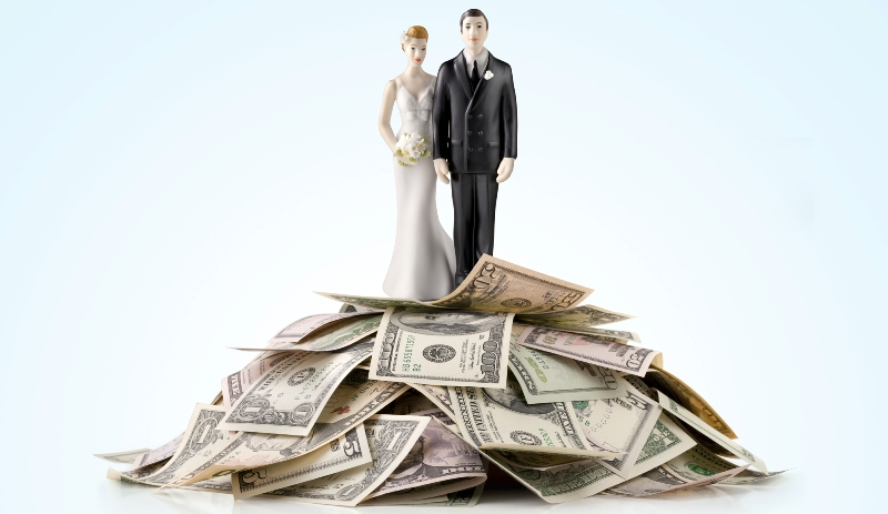 Money and Marriage: Vice Versa