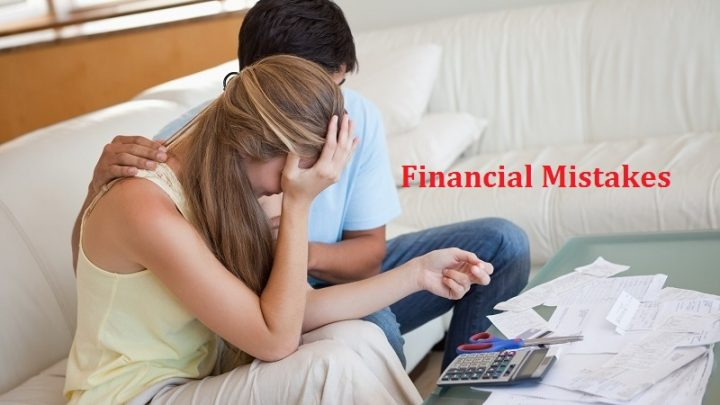 Top Ten Financial Mistakes You Should Avoid