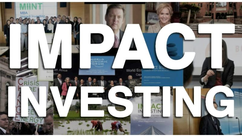 All you need to know about social impact investing